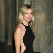 Kate Moss s'amuse à Un dîner presque parfait et ''traque'' Brigitte Bardot
