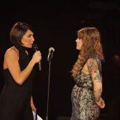 Alessandra Sublet et Coeur de Pirate, enceintes aux Victoires, comparent