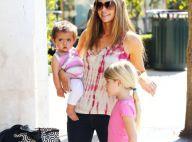 Denise Richards soutient ses filles dans leur mission qui semble mal engagée...