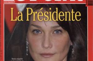 Carla Bruni-Sarkozy Présidente... le début d'une polémique ! (réactualisé)