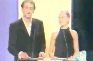 César 2012 : Il croit recevoir le trophée, mais c'était un canular... Dur !