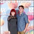 Zac Efron et l'actrice espagnole Angy présentent  Le Lorax  à Madrid, le 8 mars 2012.