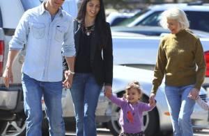Matthew McConaughey et Camila Alves : Nouvelle vie de cowboys avec leurs enfants