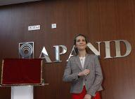 L'infante Elena d'Espagne : Retour aux affaires en toute élégance à Getafe