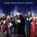 Dark Shadows: Johnny Depp, Eva Green et la rockstar Alice Cooper chez Tim Burton