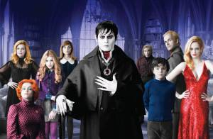 Dark Shadows: Johnny Depp, Eva Green et la rockstar Alice Cooper chez Tim Burton