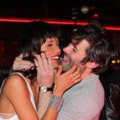 Sonia Rolland et Jalil Lespert : Soirée sportive pour un couple fou d'amour