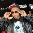L'artiste Chingy lors de la soirée Matrix Fitness Party au VIP de Paris. Le 17 mars 2012