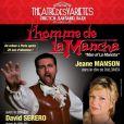 L'homme de la Mancha au théâtre des Variétés à Paris