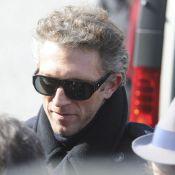 Vincent Cassel, André Dussollier : émotion aux obsèques de Michel Duchaussoy