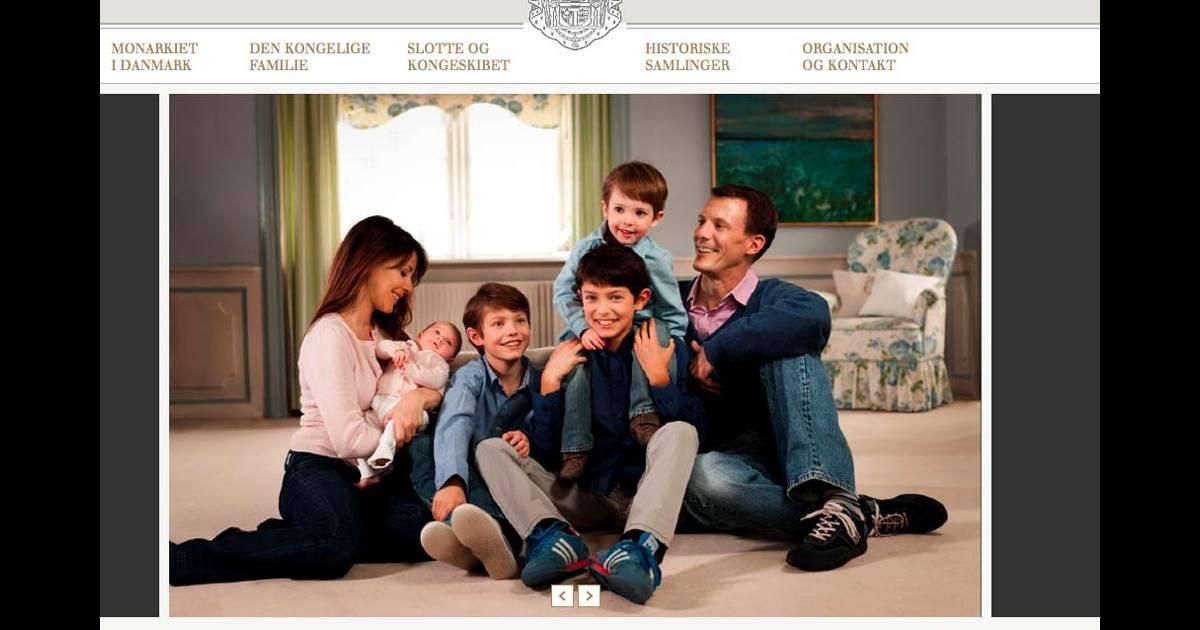 la maison royale danoise a publi le 21 mars 2012 les. Black Bedroom Furniture Sets. Home Design Ideas