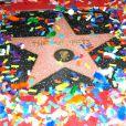 L'étoile des Muppets sur le Walk of Fame est située devant le cinéma El Capitan, à Los Angeles, le 20 mars 2012.