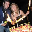 Cindy Lopes a bien fêté son vingt-neuvième anniversaire au six seven, le 21 mars 2012