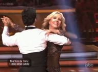 Dancing with the Stars : Martina Navratilova transformée pour sa première danse