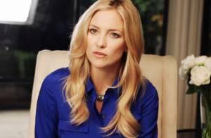 Kate Hudson, égérie Ann Taylor chic et élégante, se mue en modeuse experte