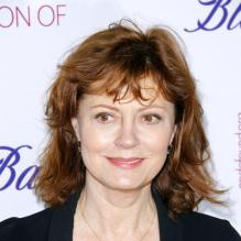 Susan Sarandon, en mars 2012 à New York.