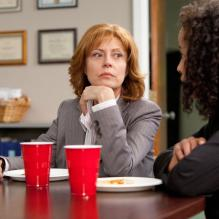 Susan Sarandon dans <em>Jeff, Who Lives at Home</em><em>.</em><br />