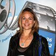 Aurélie Vaneck assiste à l'avant-première du film  Le Prénom , à Boulogne, dans le cadre du Festival international du film de Boulogne-Billancourt, le vendredi 23 mars 2012.