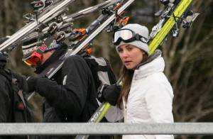 Kate Middleton : retrouvailles en amoureux avec William dans les Alpes ?