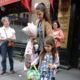 Katie Holmes et Suri Cruise le 23 mars à New York