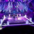 Battle entre Valérie et Estelle dans The Voice le samedi 31 mars 2012 sur TF1
