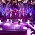 Battle entre Sonia Lacen et Lina dans The Voice samedi 31 mars 2012 sur TF1