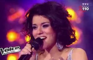 The Voice : Sonia Lacen bouleverse Jenifer, Louis en larmes, et superbe audience