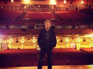 Johnny Hallyday : Nouvelles dates, nouvel album, le rockeur s'impose en 2012 !