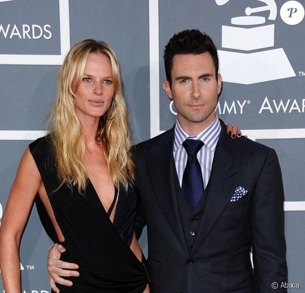 Adam Levine et Anne V