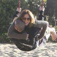 Jennifer Lopez et Casper Smart très amoureux