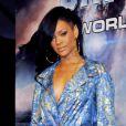 Rihanna lors de l'avant-première de  Battleship  à Tokyo, le 3 avril 2012 à Tokyo.