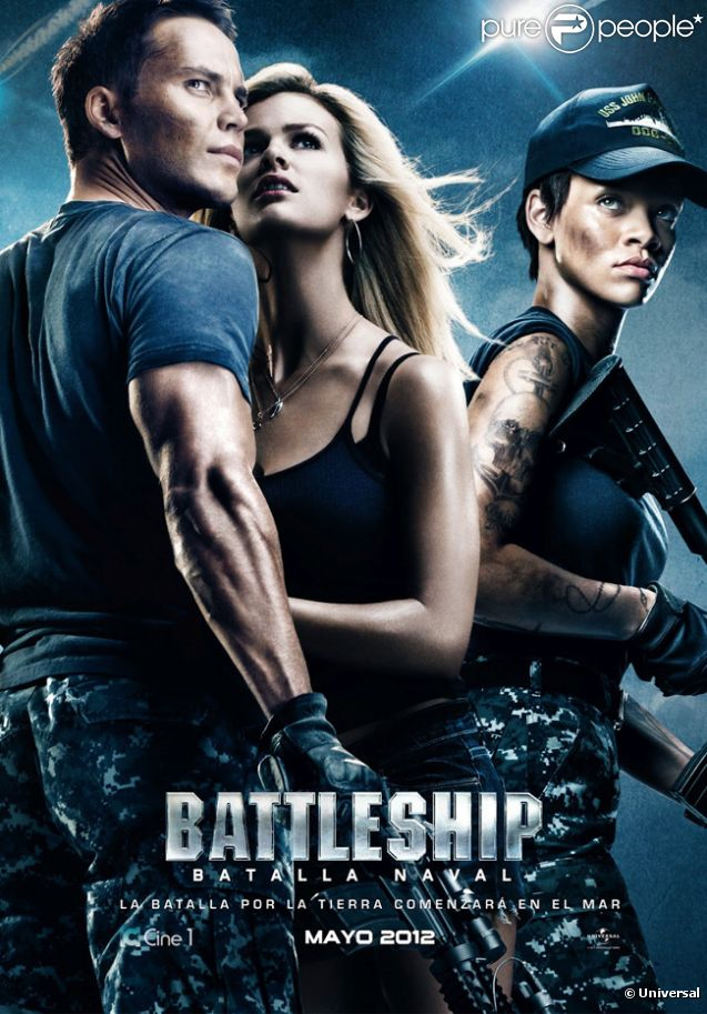 film Battleship en streaming