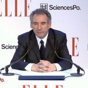 François Bayrou, très maladroit : ''Il y a des femmes qui pèsent plus lourd...''