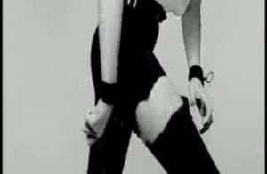 PHOTOS et VIDEO : Agyness Deyn, appelez-la Ma Dame Gaultier !