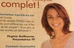 Virginie Guilhaume : Ambassadrice d'une marque de céréales !