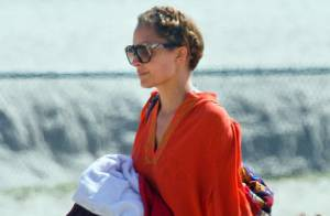 Nicole Richie : Lundi de Pâques en famille à la plage