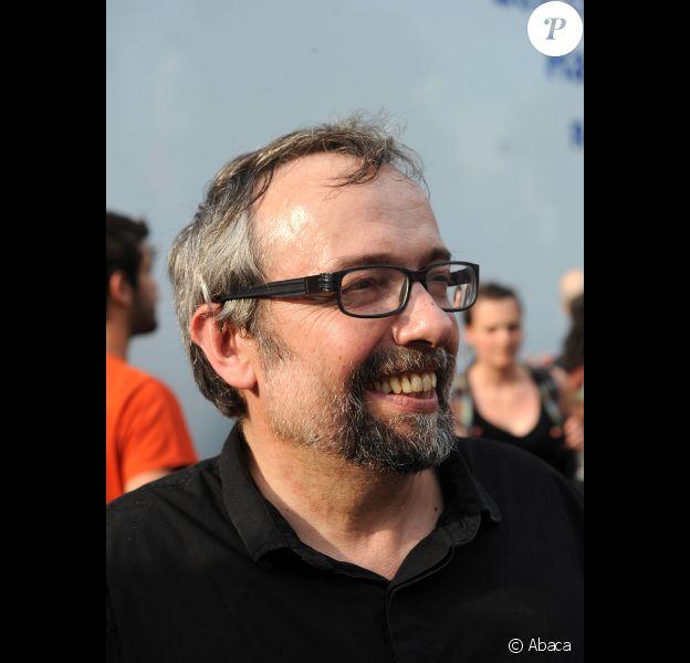Didier Porte en juillet 2010 à Paris