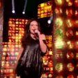 Prestation en live de Stéphanie dans The Voice le samedi 14 avril 2012 sur TF1