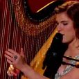 Prestation de Pia en live dans The Voice le samedi 14 avril 2012 sur TF1