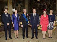 La princesse Victoria laisse Estelle et réapparaît en beauté pour Sauli Niinistö