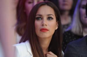 Leona Lewis, éblouissante et élégante près de son chéri qui a la tête ailleurs