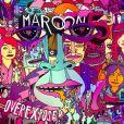 Maroon 5, album  Overexposed , à paraître le 26 juin 2012