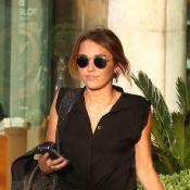 Miley Cyrus : Svelte et bronzée, elle dévoile ses sublimes gambettes