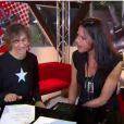 Aude dans The Voice, samedi 21 avril 2012 sur TF1