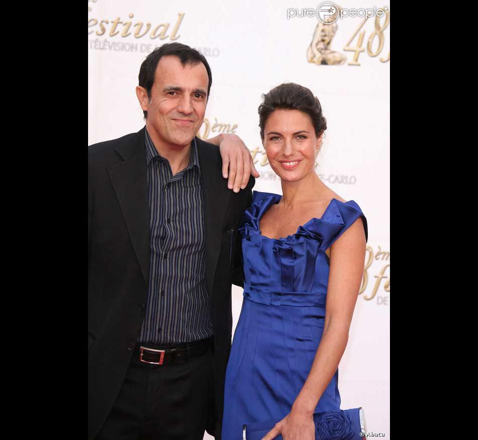 Alessandra sublet et thierry beccaro purepeople - Thierry beccaro emmanuelle beccaro lannes ...