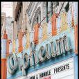 Johnny Hallyday à l'affiche de l'Orpheum Theatre pour son show du 24 avril 2012