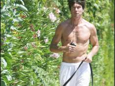 PHOTOS : Jerry O'Connell fait son jogging topless...