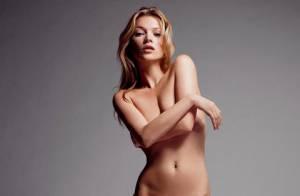 Kate Moss et Christy Turlington, topless et à vendre pour défendre les enfants