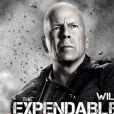Expendables 2  avec Bruce Willis. En salles le 22 août.