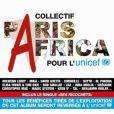 Le single  Les Ricochets  du collectif Paris-Africa, vendu au profit de l'Unicef pour les enfants de la Corne de l'Afrique.